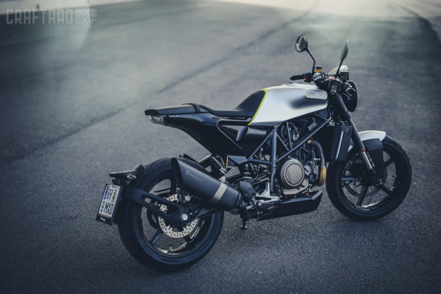 review the 2018 husqvarna vitpilen 701 bike exif. Black Bedroom Furniture Sets. Home Design Ideas