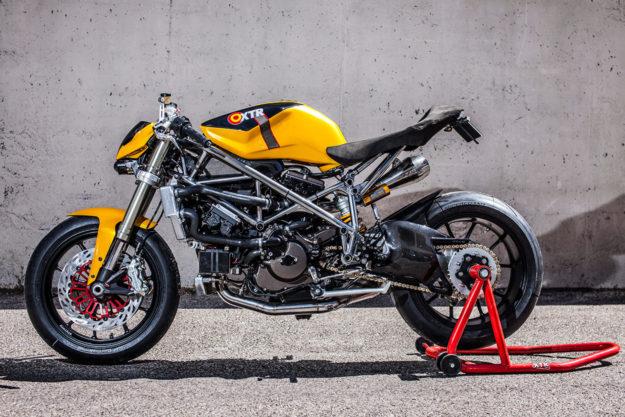 Ducati 848 by XTR Pepo