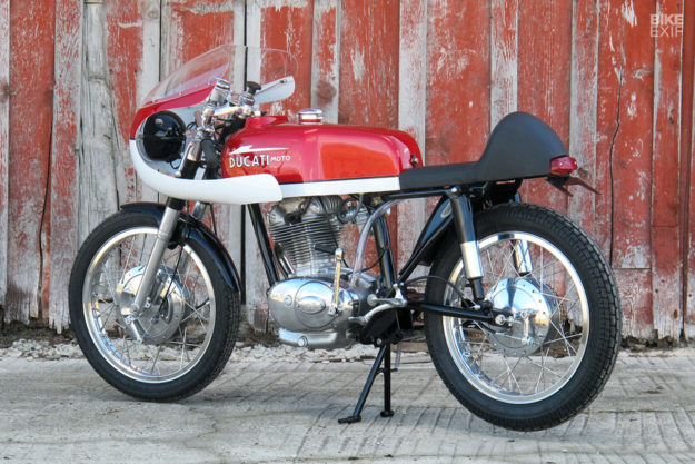 All Eyes On The Prize: Someone is going to get this Ducati 250 café racer for just $25