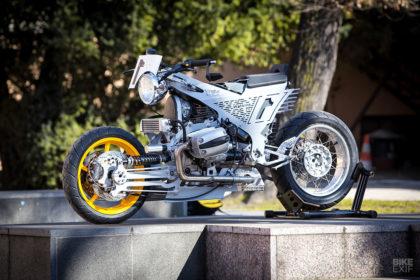 Extreme motorcycle engineering: The mindboggling Watkins M001