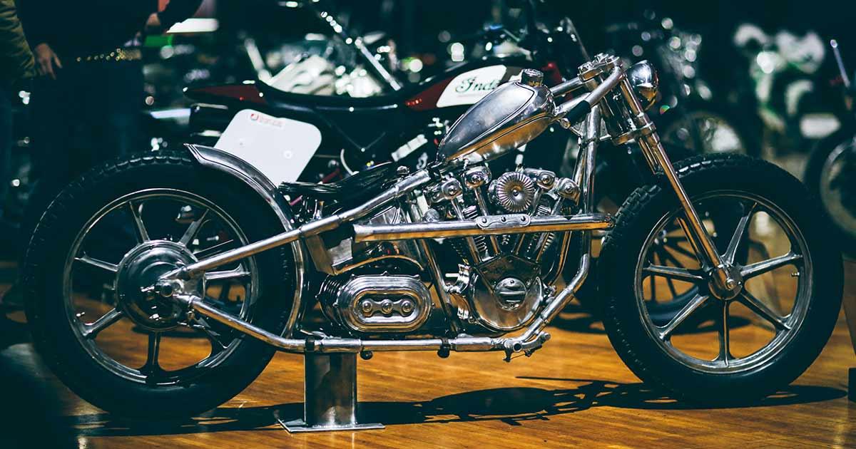 Mama Tried and Flat Out Friday: a motorcycle jambalaya