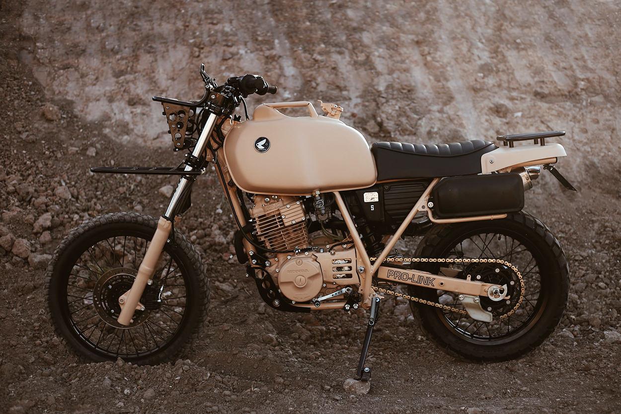 Honda Xr500 Only