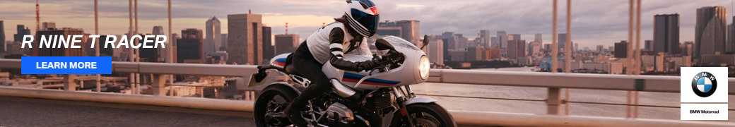 Discover The BMW R nineT Racer