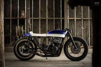 Hot Rod Alice: A Honda CB750K ten years in the making, by Kick Start Garage