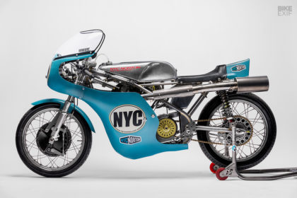 Museum Quality: A streetable Seeley G50 from NYC Norton