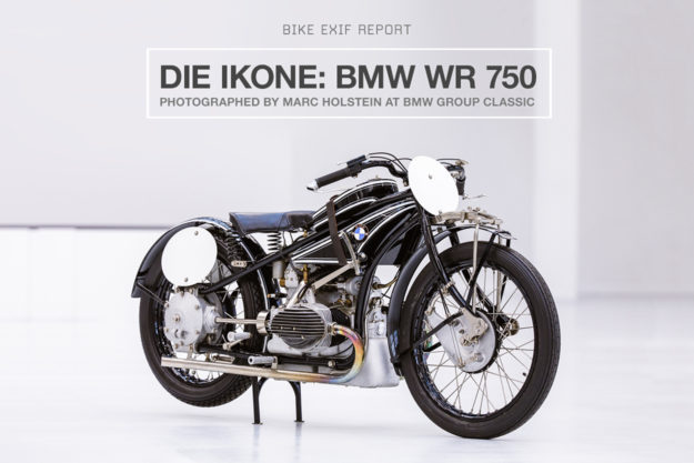 Behind Closed Doors Bmw S Hidden Supercharged Wr 750 Bike Exif