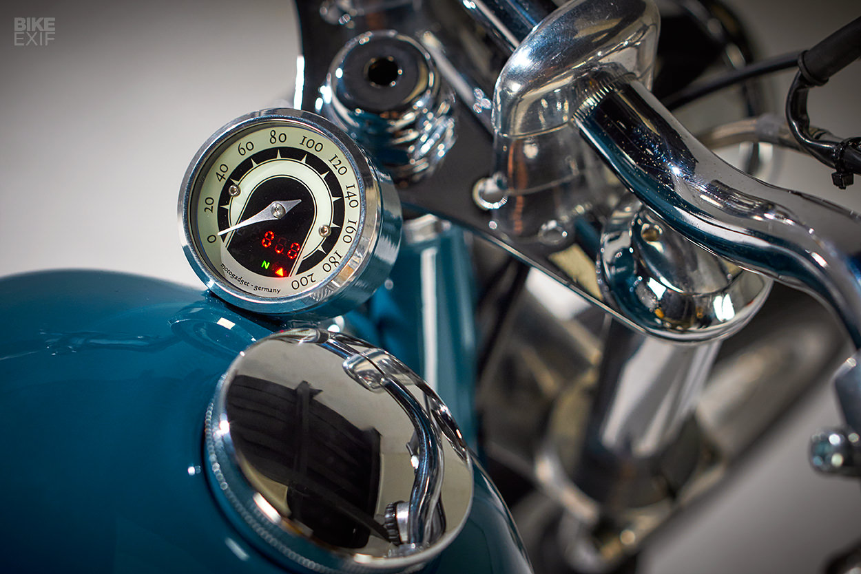 Out Of The Blue A Bmw R60 7 Bucking Custom Trend Bike Exif 2 Wiring Harness Full Size