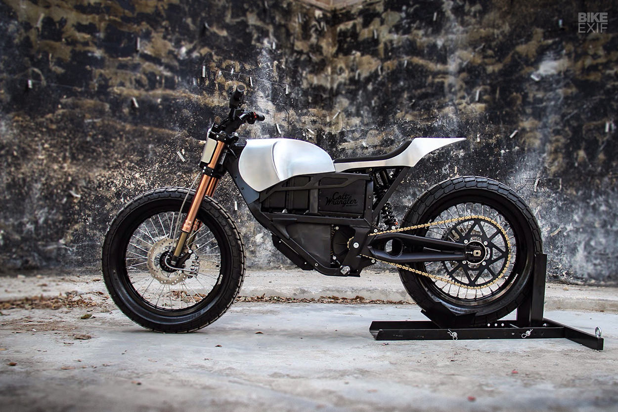 7cfb70709c0 It's not easy to build a good-looking custom bike. The classifieds are  littered with abandoned projects—and even the top pro builders sometimes  struggle to ...