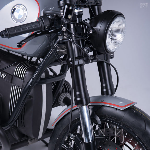 The Mark II: An R80-based BMW cafe racer from Diamond Atelier