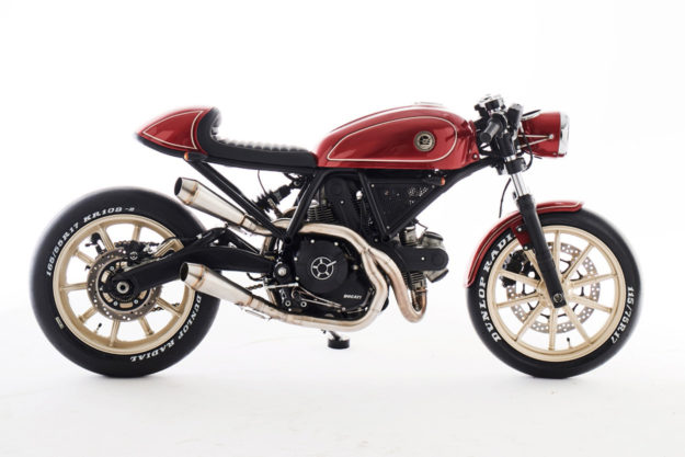 Scrambler Ducati by Eastern Spirit Garage