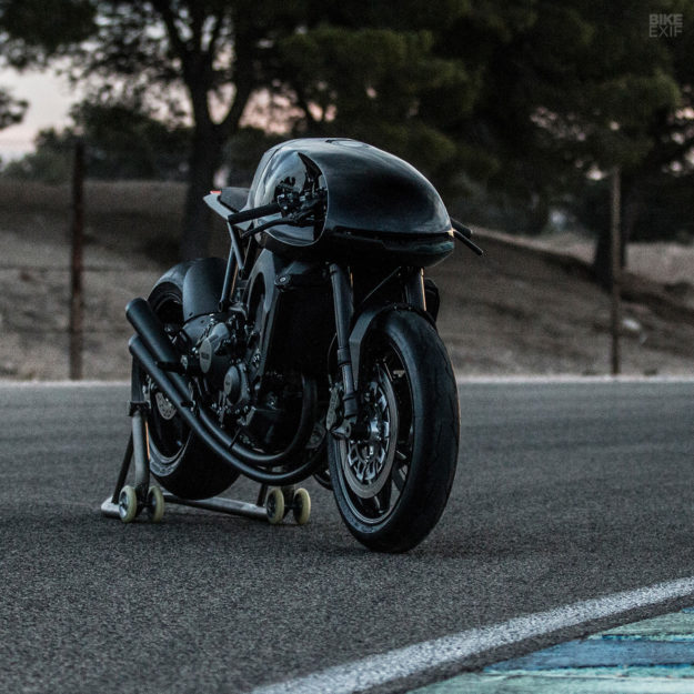 New from Auto Fabrica: three Yamaha stunning new Yard Built customs