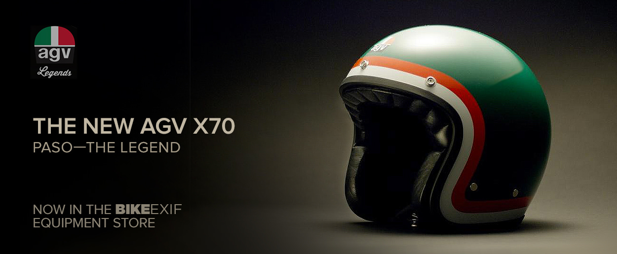 Buy the AGV Legends X70 motorcycle helmet