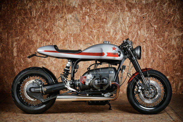 BMW R80 cafe racer by it roCkS!bikes of Portugal