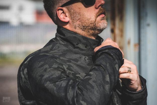 Pando Moto M65 jacket