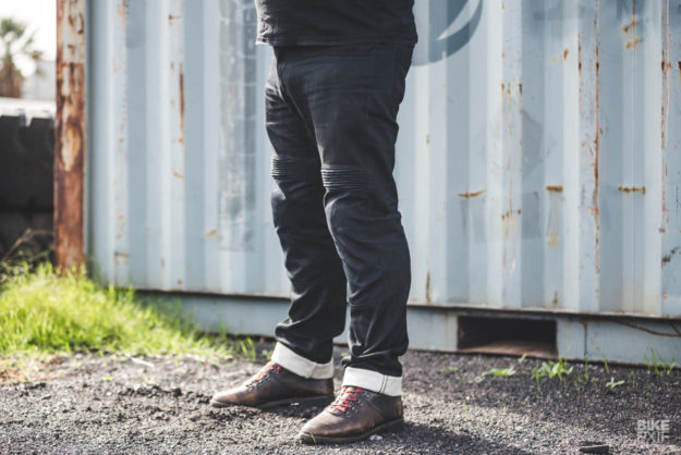Saint Model 2 armored jeans