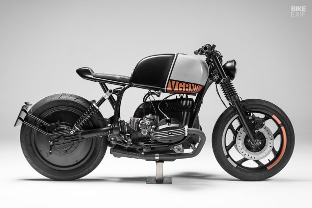 Vagabund Moto bucks the BMW custom trend with this stylish R80 RT
