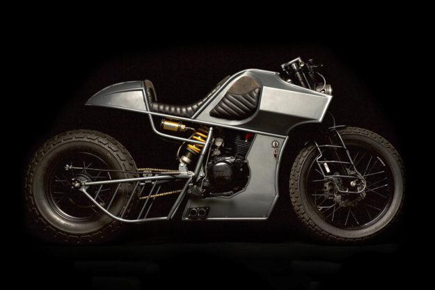 Yamaha TW125 by Atelier Medusa