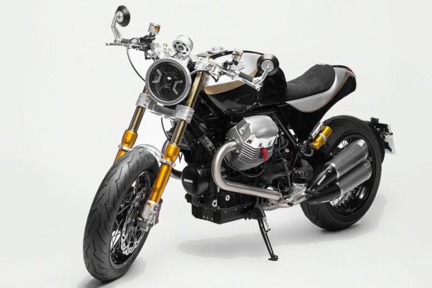 Moto Guzzi Bellagio cafe racer by South Garage