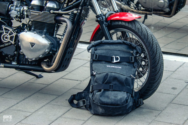 Review: Velomacchi Speedway Backpack 40L