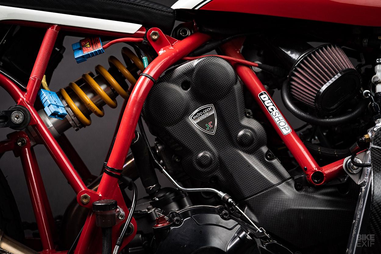 Corsa Americano The Lloyd Brothers Ducati Flat Tracker Bike Exif No Wiring Track Lighting Full Size