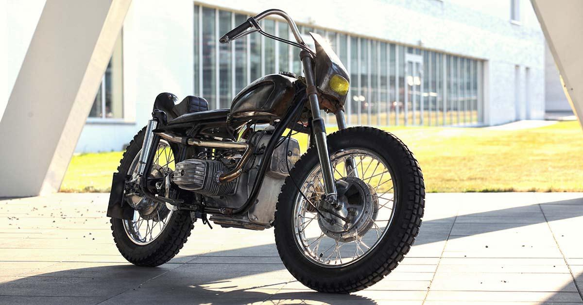 Rat Bike: The Curious Tale of Nick Heij's Dnepr MT11