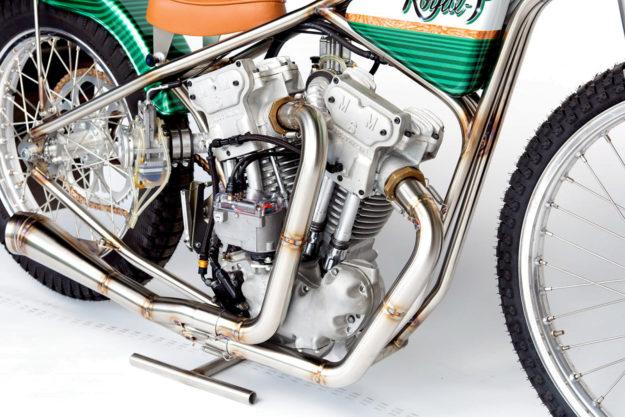 MSM (Meirson Sprint Motor) speedway bike