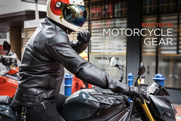 New motorcycle gear from uglyBROS, Velomacchi and 1Self