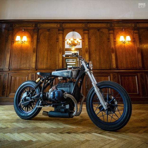 Stunning Sigrid: A most unusual BMW R90/6 from Titan