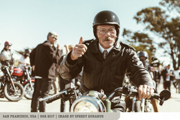 The 2018 Distinguished Gentlemans Ride:San Francisco