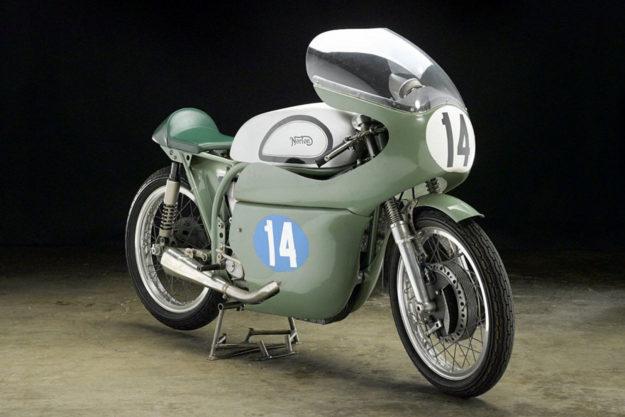 1961 Beart-Norton 350 Manx Racer