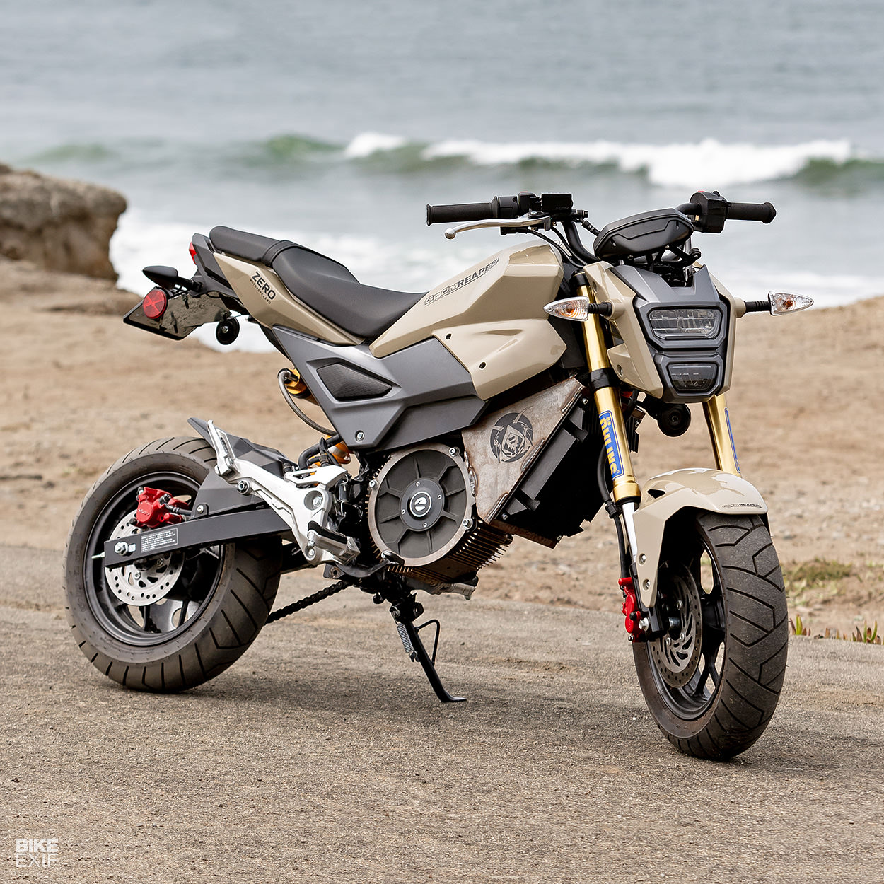 Grom Reaper What Zero Designers Get Up To After Hours Bike Exif