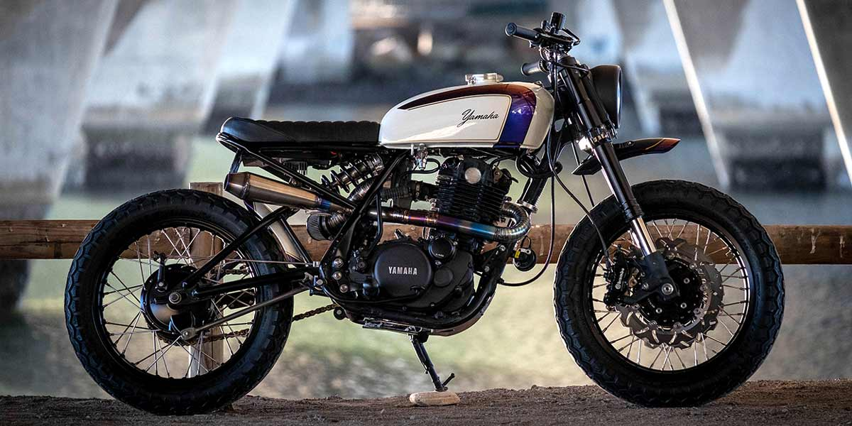 The NeverEnding Story: This SR500 took 7 years to build