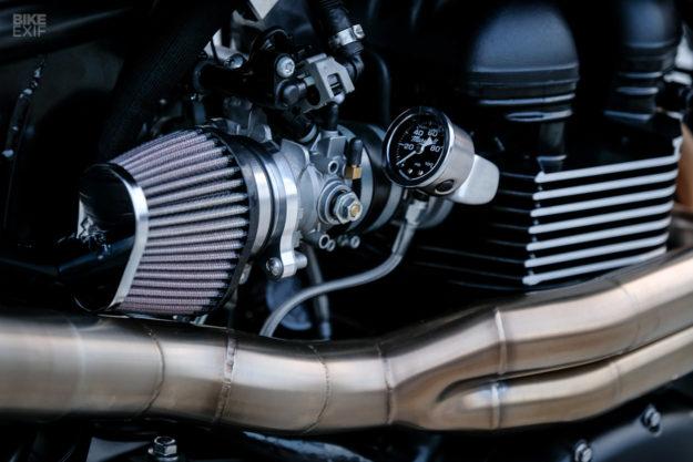 Extreme Machine: J. Webster unscrambles the Triumph Scrambler 900