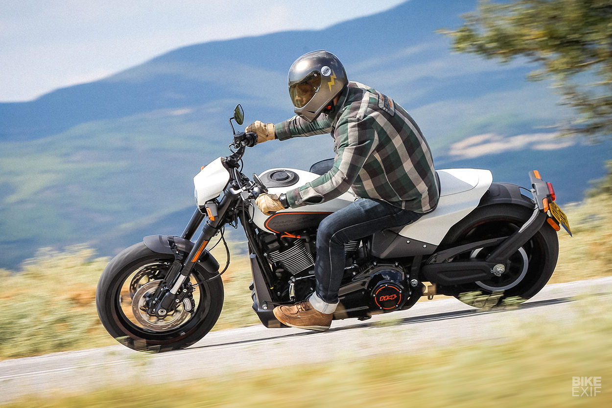 Review: The 2019 Harley-Davidson FXDR 114 | Bike EXIF