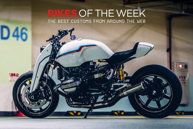 Custom Bikes Of The Week: 30 September, 2018 | Bike EXIF
