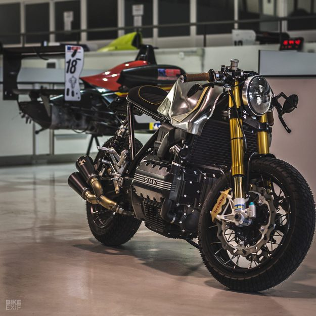 BMW K100 RS cafe racer by Bolt Motor Company
