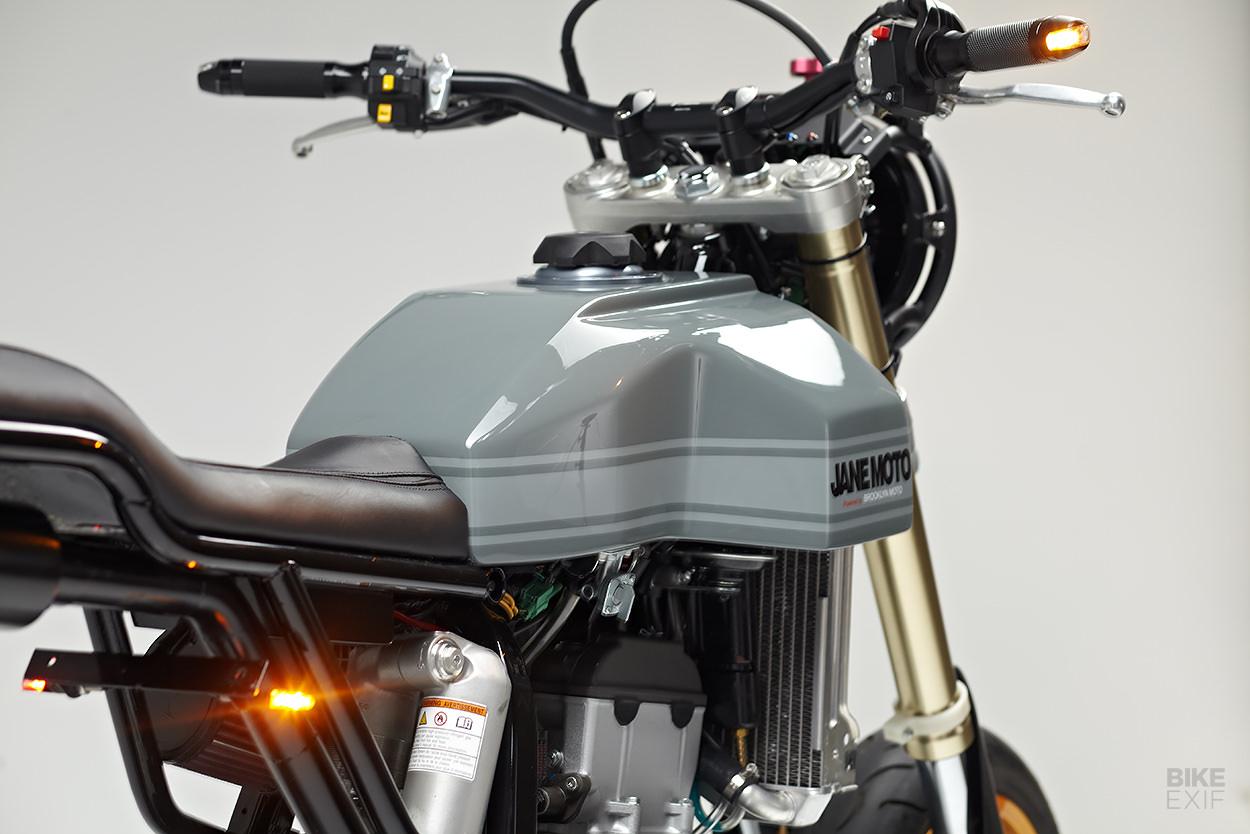 Gothamist: A Suzuki DR-Z400SM built for NYC streets | Bike EXIF