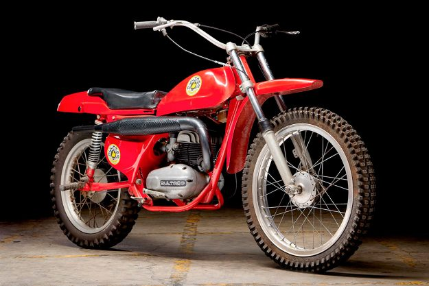 The Easy Rider 1968 Bultaco Pursang