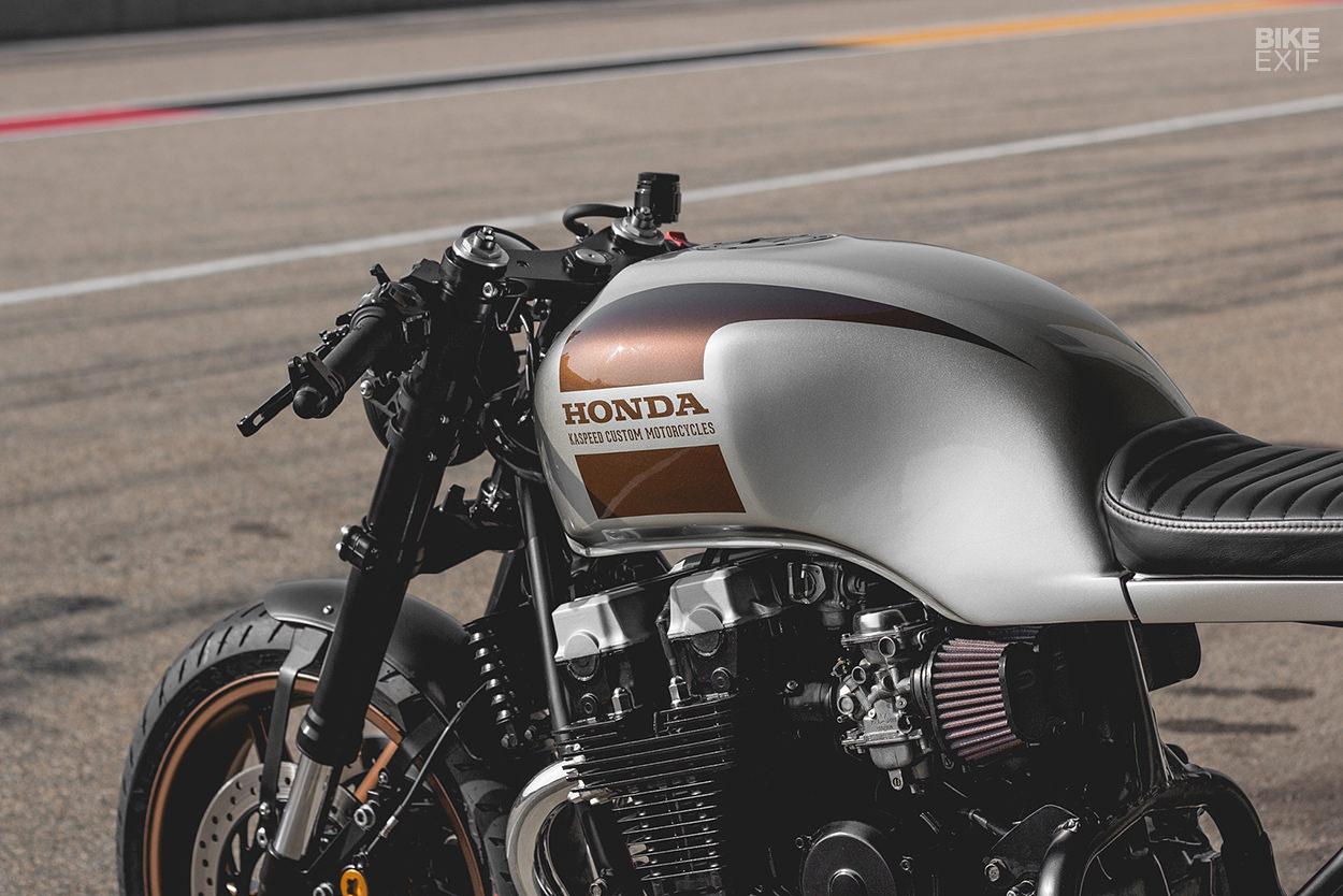 Ready to Wear: Kaspeed's slinky Nighthawk 750 | Bike EXIF