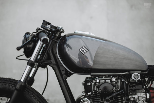 A 1981 Yamaha XS650 by Hookie Co.