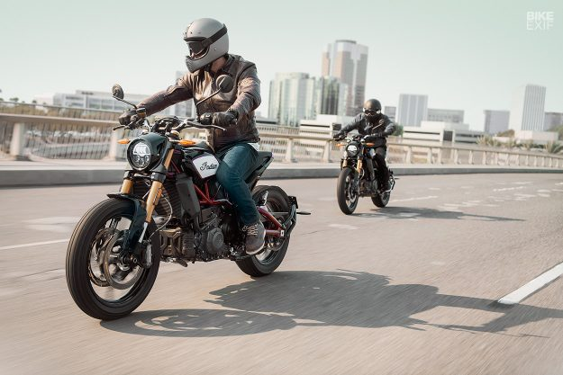 The 2019 Indian FTR 1200: specs, pricing and image gallery
