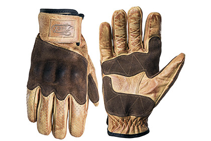 Fuel Rodeo leather gloves