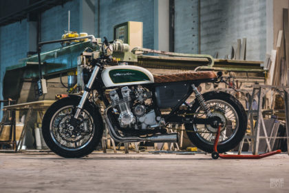 The modern classic, Honda style: Bolt's 1995 Seven Fifty