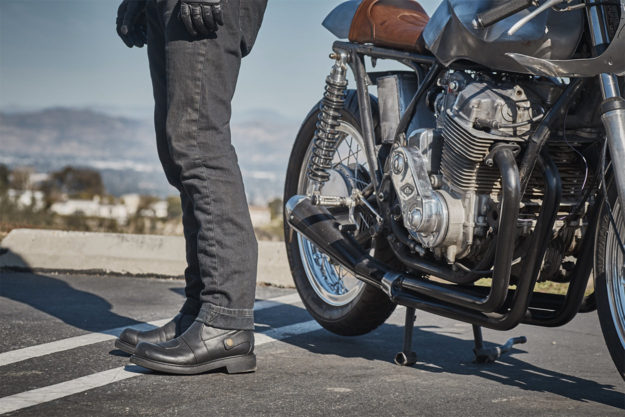 Pagnol P1 motorcycle boots review