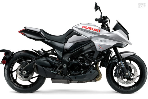 The new Suzuki Katana: specs and images
