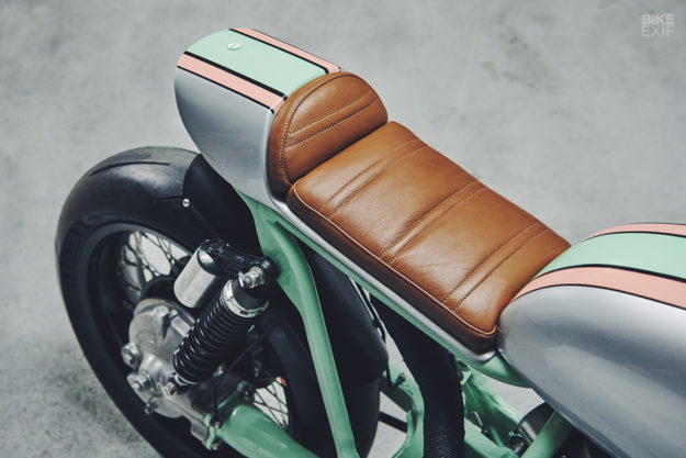 1983 Honda CX650 custom by Federal Moto