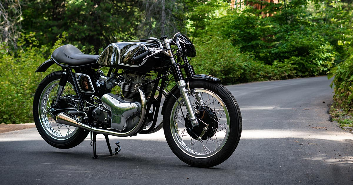 The Kawasaki 'W1R' that took seven years to build