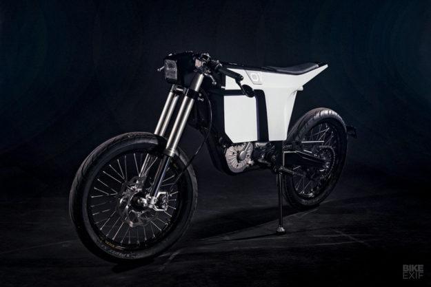enjoy the silence a ktm electric bike built for schuberth. Black Bedroom Furniture Sets. Home Design Ideas