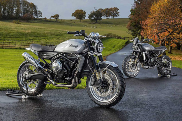 Norton Atlas Nomad and Ranger