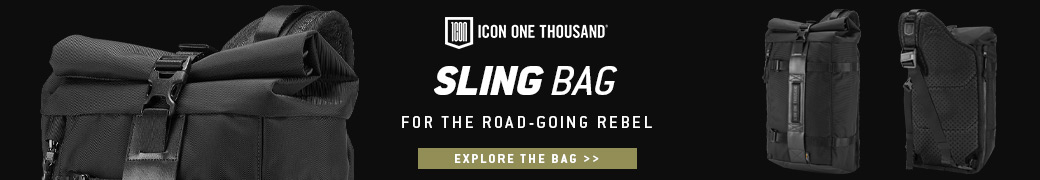 The new ICON 1000 Slingbag
